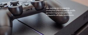 CONTROL PLAY CAMO GAMEPAD SONY WRLS PS4 DUAL SHOCK 6