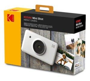Cámara instantánea KODAK Mini Shot Apunta, dispara e imprime al instante 10