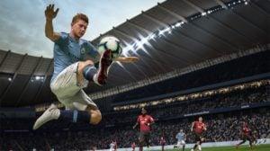 CONSOLA PS4 SONY 1TB FIFA 2019 BUNDLE 13
