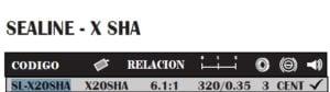 REEL ROTATIVO DAIWA SEALINE-X SHA 210 M X 0,20 MM 3 RUL. 6