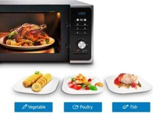 Microondas Samsung 23L Digital con Grill 3