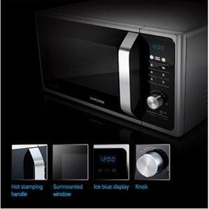Microondas Samsung 23L Digital con Grill 4