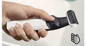 Philips Bodygroom series 3000 Afeitadora Corporal apta para la Ducha 18