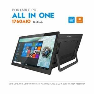 "AIO IVIEW - MINI  PC TODO EN UNO 1760 N3350 4GB/32GB/17.3""/W10 48"