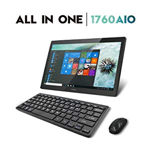 "AIO IVIEW - MINI  PC TODO EN UNO 1760 N3350 4GB/32GB/17.3""/W10 52"