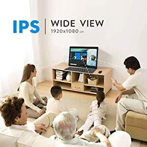 "AIO IVIEW - MINI  PC TODO EN UNO 1760 N3350 4GB/32GB/17.3""/W10 53"