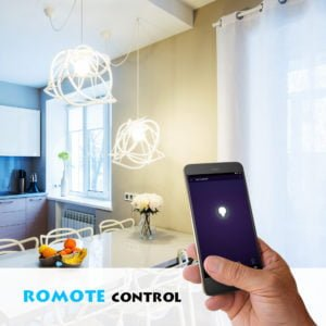 Bombita de Luz LED 9W Wifi Inteligente IVIEW SMART 10