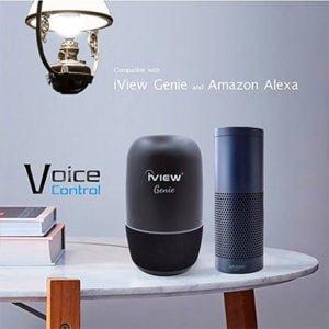 Bombita de Luz LED 9W Wifi Inteligente IVIEW SMART 11