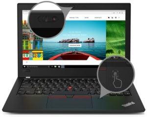 NOTEBOOK LENOVO THINKPAD X280 I5-8250U/8GB/256GB SSD/W10P/3 21
