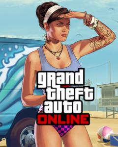 PS4 - Juego Oficial Grand Theft Auto V 5