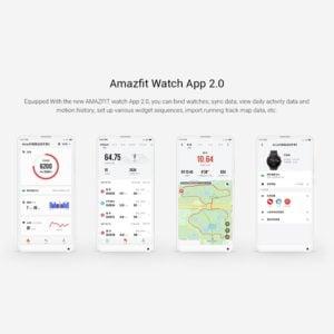 RELOJ Xiaomi SMART HUAMI AMAZFIT STRATOS 44