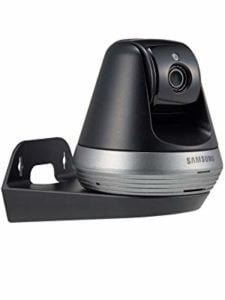 SAMSUNG - CÁMARA DE VIGILANCIA SNH-V6410PN 1080P Full HD Resolution Wi-Fi Pan/Tilt Smart 10