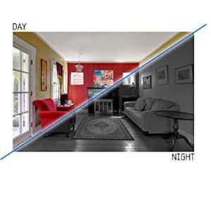 SAMSUNG - CÁMARA DE VIGILANCIA SNH-V6410PN 1080P Full HD Resolution Wi-Fi Pan/Tilt Smart 12