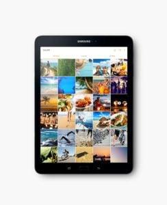 """SAMSUNG - Galaxy TABLET TAB S3 9.7 """"(S Pen incluido), Verizon (Negro) 68"""