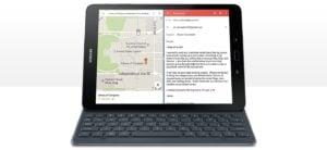 """SAMSUNG - Galaxy TABLET TAB S3 9.7 """"(S Pen incluido), Verizon (Negro) 63"""