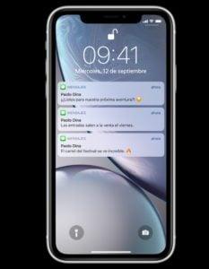 APPLE - SMARTPHONE IPHONE XR 21