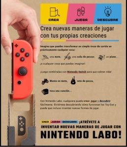 KIT Nintendo Labo™ para Nintendo Switch™ 10