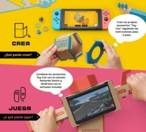 KIT Nintendo Labo™ para Nintendo Switch™ 11