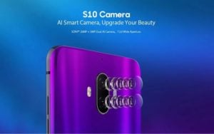 LEAGOO - SMARTPHONE S10 TWILIGHT 78