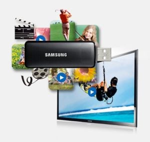 "LED SAMSUNG 32"" HD Flat Smart TV Series 4 10"