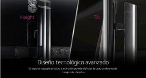 "MONITOR LG 34"" 34UM88-P LED-IPS UXGA ULTRAWIDE QUAD HD 9"