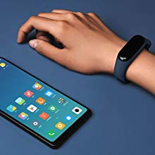 RELOJ XIAOMI SMARTWATCH MI BAND3 BLACK 18