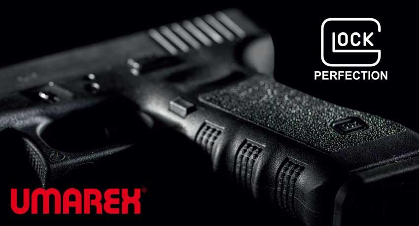 Replica Original Pistola Glock 17 G4 6mm Blowback Airsoft Umarex 5