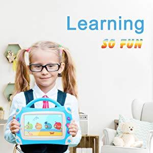 "Tablet para niños iView Sing Pad de 7"" 15"