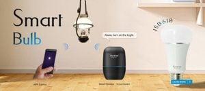 IVIEW - PACK X2 BOMBITA SMART LIGHT BULB ISB610 34