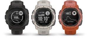 Reloj Garmin Instinct™ el mejor para Actividades al Aire Libre 8