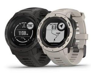 Reloj Garmin Instinct™ el mejor para Actividades al Aire Libre 9