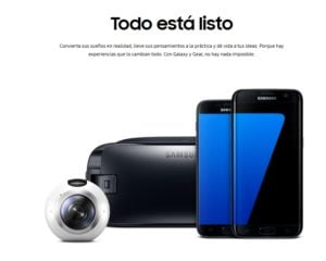 SAMSUNG GAFAS DE REALIDAD VIRTUAL GEAR VR323 HEADSET 26