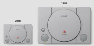 SONY - PlayStation®Classic Una recreación compacta de la consola original 10