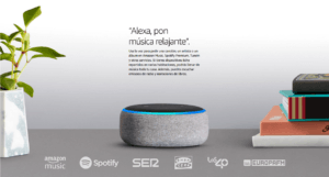 AMAZON - PARLANTE INTELIGENTE ECHO DOT (3RA GENERACIÓN) 6