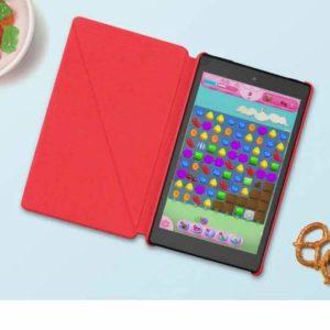 "AMAZON - Tablet Fire HD 8 16GB - 8"" 59"