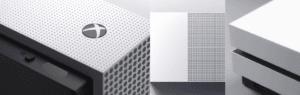 """CONSOLA Xbox One S 1TB """"El mejor valor en juegos y entretenimiento"""" 46"""