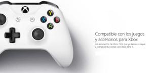 """CONSOLA Xbox One S 1TB """"El mejor valor en juegos y entretenimiento"""" 57"""